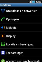 Samsung S5830 Galaxy Ace - Bluetooth - Headset, carkit verbinding - Stap 4