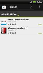 HTC One SV - Applicazioni - Installazione delle applicazioni - Fase 6