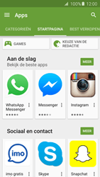 Samsung Galaxy S5 Neo (SM-G903F) - Applicaties - Downloaden - Stap 5
