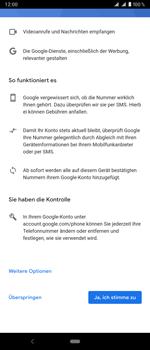 Sony Xperia 1 - Apps - Konto anlegen und einrichten - Schritt 15