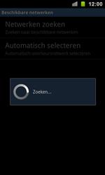 Samsung I9100 Galaxy S II - Netwerk - Handmatig netwerk selecteren - Stap 10
