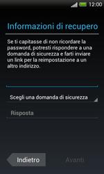 HTC One SV - Applicazioni - Configurazione del negozio applicazioni - Fase 9