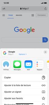 Apple iPhone 11 Pro - Internet et roaming de données - Navigation sur Internet - Étape 17
