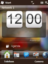 HTC T3333 Touch II - netwerk en bereik - gebruik in binnen- en buitenland - stap 11
