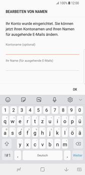 Samsung Galaxy S9 - E-Mail - Konto einrichten - 1 / 1