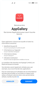 Huawei P40 - Applications - Télécharger une application - Étape 4