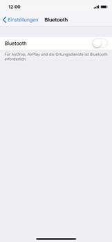 Apple iPhone X - iOS 12 - Bluetooth - Geräte koppeln - Schritt 6