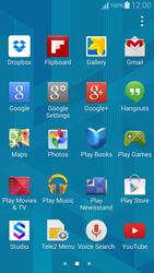 Samsung G850F Galaxy Alpha - Applications - Installing applications - Step 3
