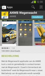 Samsung I9105P Galaxy S II Plus - apps - app store gebruiken - stap 19