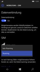 Microsoft Lumia 950 - Ausland - Auslandskosten vermeiden - Schritt 9