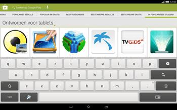Sony Xperia Tablet Z2 4G (SGP521) - Applicaties - Downloaden - Stap 14
