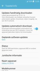 Samsung Galaxy J5 (2016) (J510) - Toestel - Software update - Stap 6