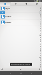Sony C6833 Xperia Z Ultra LTE - contacten, foto