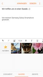 Samsung Galaxy A3 (2017) - E-Mail - E-Mail versenden - 12 / 19