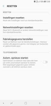 Samsung Galaxy J4 Plus - toestel resetten - fabrieksinstellingen terugzetten - stap 6