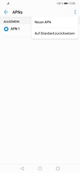 Huawei Nova 3 - Internet - Apn-Einstellungen - 11 / 26