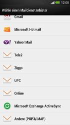 HTC One - E-Mail - Konto einrichten - Schritt 5