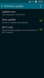 Samsung G900F Galaxy S5 - Device - Software update - Step 7