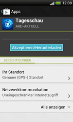 HTC Desire X - Apps - Herunterladen - 8 / 25
