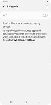 Samsung Galaxy S9 Plus - Android Pie - Bluetooth - Connecting devices - Step 6