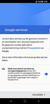 Samsung Galaxy S8 Plus (G955) - E-mail - 032a. Email wizard - Gmail - Stap 15