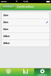 Apple iPhone 4 - WiFi - KPN Hotspots configureren - Stap 8