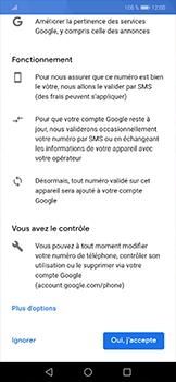 Huawei Mate 20 lite - Applications - Créer un compte - Étape 12