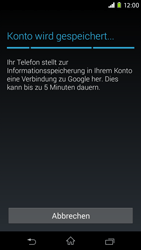 Sony Xperia M2 - Apps - Konto anlegen und einrichten - 16 / 23
