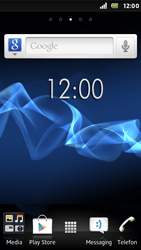 Sony Xperia U - Fehlerbehebung - Handy zurücksetzen - 4 / 10
