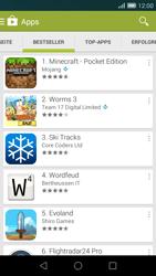 Huawei Ascend G7 - Apps - Herunterladen - Schritt 6
