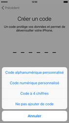Apple iPhone SE - Premiers pas - Créer un compte - Étape 15