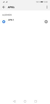 Huawei Mate 20 - Internet - Handmatig instellen - Stap 7