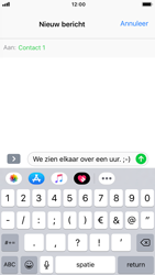Apple iPhone 6 - iOS 12 - MMS - hoe te versturen - Stap 7