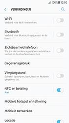 Samsung Galaxy A5 (2016) - Android Nougat - bluetooth - aanzetten - stap 5