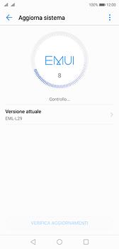 Huawei P20 - Software - Installazione degli aggiornamenti software - Fase 5
