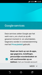 HTC Desire 626 - apps - account instellen - stap 15