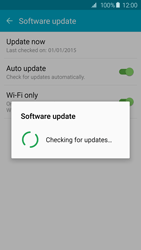 Samsung Galaxy S6 Edge - Software - Installing software updates - Step 9