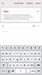 Samsung Galaxy S6 - E-Mail - E-Mail versenden - 5 / 21
