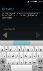 Alcatel OT-5050X Pop S3 - Apps - Konto anlegen und einrichten - Schritt 6