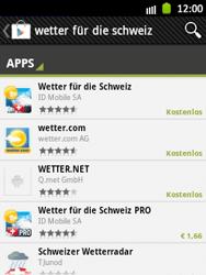 Samsung Galaxy Pocket - Apps - Installieren von Apps - Schritt 13