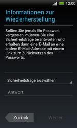 HTC One SV - Apps - Einrichten des App Stores - Schritt 10