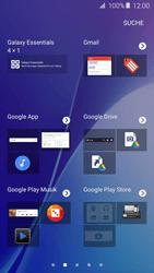 Samsung Galaxy A5 (2016) (A510F) - Startanleitung - Installieren von Widgets und Apps auf der Startseite - Schritt 5
