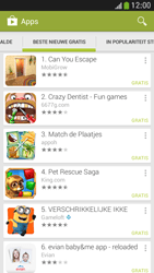 Samsung I9195 Galaxy S IV Mini LTE - apps - app store gebruiken - stap 10