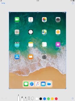 Apple iPad Pro 12.9 inch - iOS 11 - Bildschirmfotos erstellen und sofort bearbeiten - 0 / 0