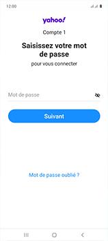 Samsung Galaxy A51 - E-mail - 032b. Email wizard - Yahoo - Étape 10