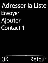 Doro 6620 - E-mails - Envoyer un e-mail - Étape 20