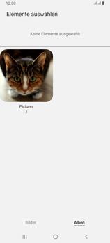 Samsung Galaxy A80 - MMS - Erstellen und senden - Schritt 21