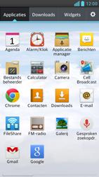 LG D505 Optimus F6 - Contactgegevens overzetten - delen via Bluetooth - Stap 3