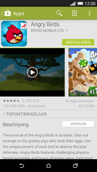 HTC One M8 - apps - app store gebruiken - stap 17
