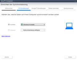 Sony Xperia Z1 - Software - Sicherungskopie Ihrer Daten erstellen - Schritt 6